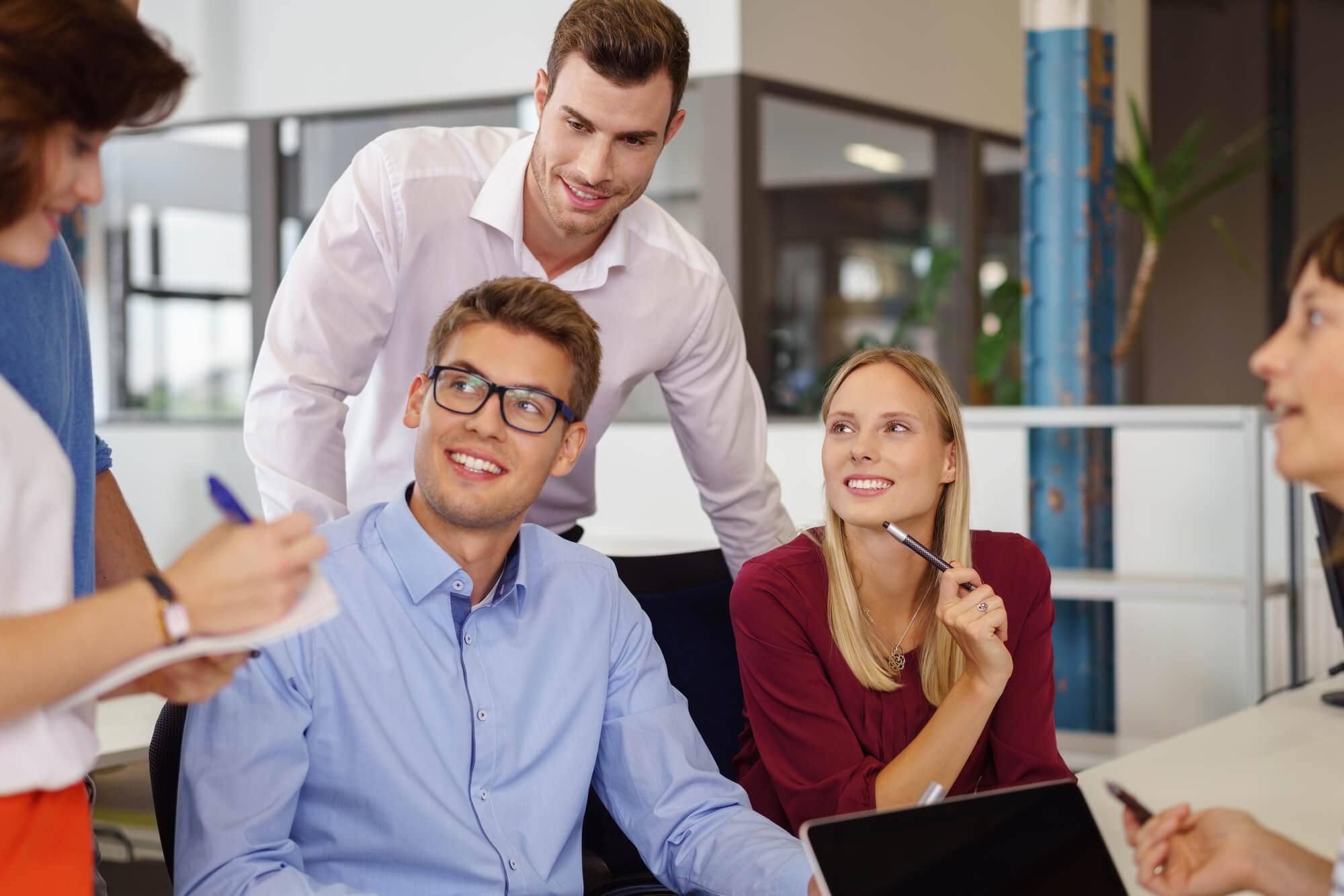 O papel da liderança: líderes precisam estar engajado e treinados